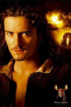 Pirates of Caribbean - Bloom Poster, Art Print
