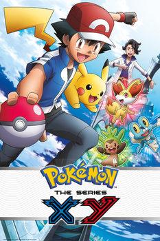 Pôster Pokémon - X & Y