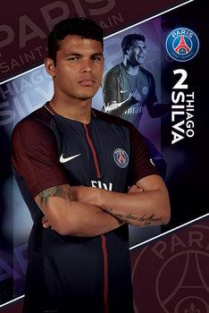 PSG - Silva 17/18 Poster