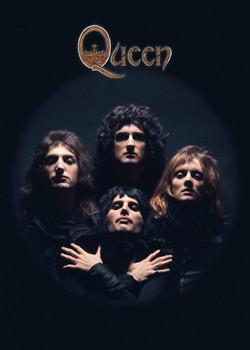 Queen – bohemian rhapsody Poster