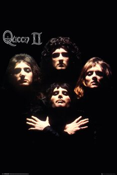 Poster Queen - Queen II