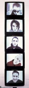 Radiohead - tvs Poster