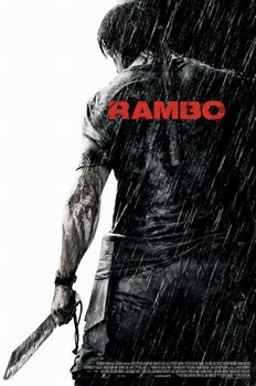 RAMBO 4 - teaser Poster