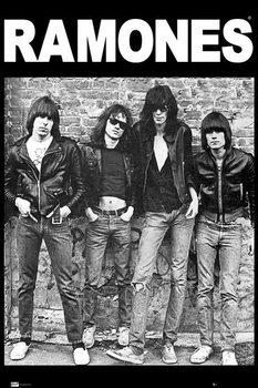 Ramones - album Poster
