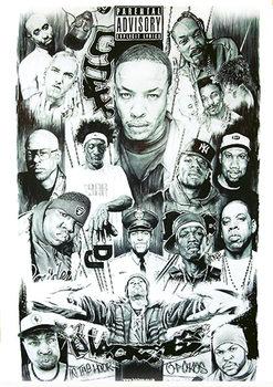 Rap Gods 2 - Various Rappers Poster