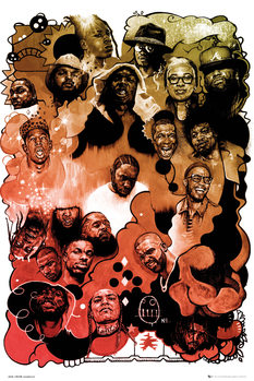 Rap Gods Poster