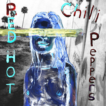Red hot chili peppers Square Poster