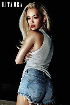 Rita Ora - Vest Poster, Art Print