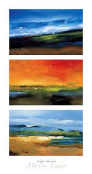 River Series Art Print