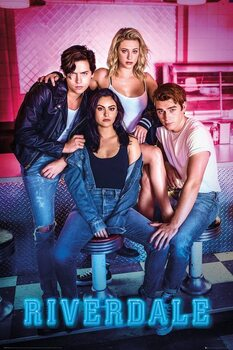 Poster Riverdale - Characters