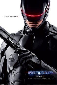 ROBOCOP - 2014 teaser Poster