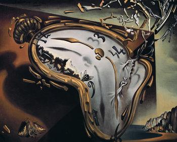 Poster Salvador Dalí - les montres molles