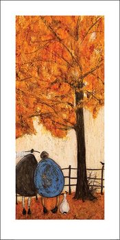 Sam Toft - Autumn Art Print