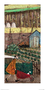 Sam Toft - Summer Art Print