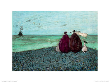 Sam Toft - The Same as it Ever Was Art Print