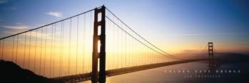 San Francisco - golden gate bridge Poster