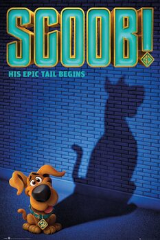 Scoob! - One Sheet Poster