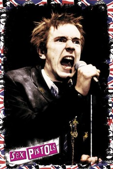 Sex Pistols - Jonny Poster