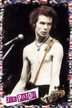 Sex Pistols - Sid (GB) Poster
