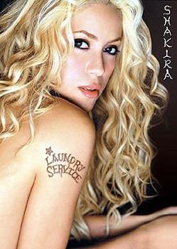 Shakira – album Poster