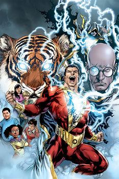 Shazam - The Power of Shazam Poster