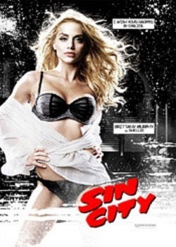 SIN CITY - Shellie Poster