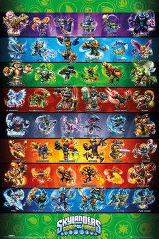 Skylanders swap force - Force Compilation  Poster