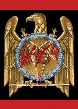 Slayer - eagle Poster