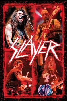 Slayer - live Poster