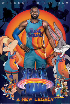 Poster Space Jam 2 - Welcome To The Jam