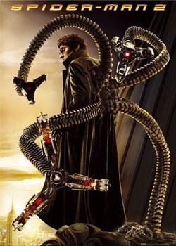 SPIDER-MAN 2 - doc ock teaser Poster