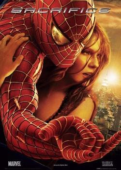 SPIDER-MAN 2 - sacrifice Poster