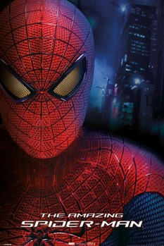 SPIDER-MAN AMAZING - face Poster