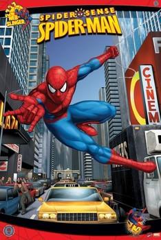 Pôster SPIDER-MAN - N.Y.C.