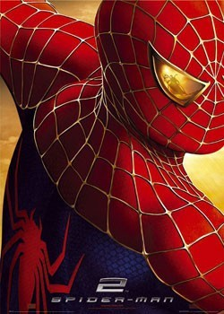 SPIDERMAN 2 - teaser Poster