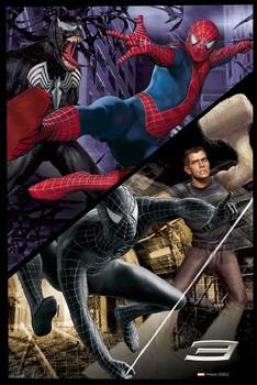 SPIDERMAN 3 - splitt Poster