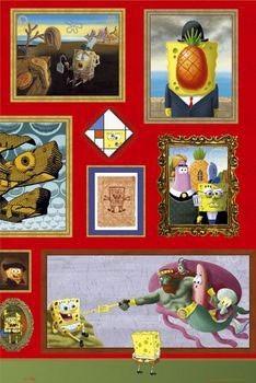 SPONGEBOB - gallery Poster