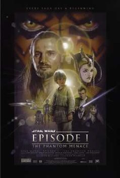 Star Wars Episode I - The Phanton Menace Poster