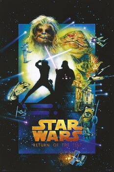 Star Wars Episode Iv A New Hope Poster Sold At Europosters