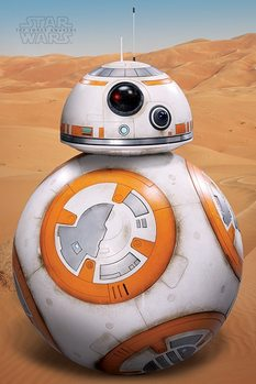 Poster Star Wars Episode VII - BB-8