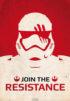 Star Wars Episode VII: The Force Awakens - Join the Resistance Poster