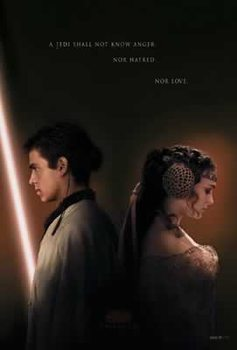 Poster STAR WARS II. - attack of the clones