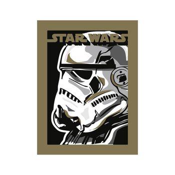 Star Wars - Stormtrooper Art Print