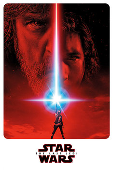 Poster Star Wars The Last Jedi - Teaser