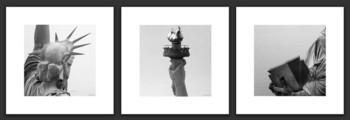 Statue de la Liberté Art Print
