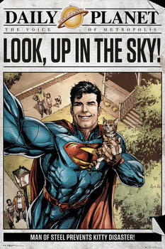 Poster  Superman - Daily Planet