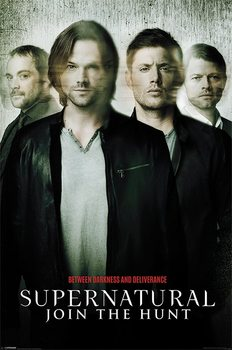 Supernatural - Join the Hunt Poster