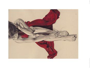 T. Good - Red II Art Print