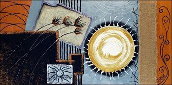 Takira - Sole Oriente Art Print