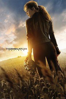 Terminator Genisys - Teaser Poster, Art Print